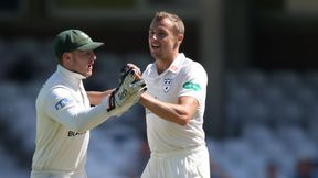 Worcestershire have Leicestershire on ropes