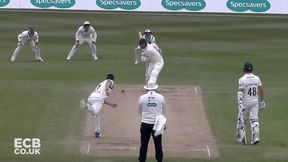 Highlights- Leicestershire v Worcestershire Day 4