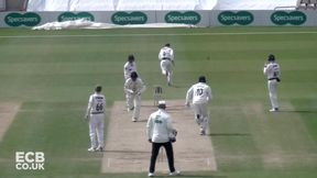 Highlights- Hampshire v Yorkshire Day 4