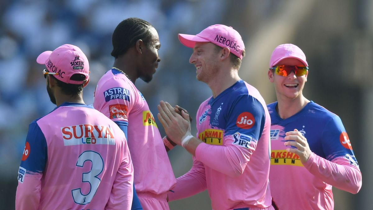 Archer has been playing with Jos Buttler and Ben Stokes for Rajasthan Royals in the IPL