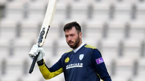James Vince scores 190 from 154 balls
