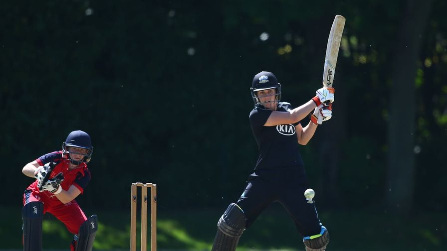 Kent remain unbeaten as Royal London Women's One-Day Cup continues