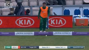Cheeky 4 from Fakhar Maintains Pakistan Pressure