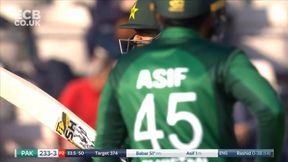 50 and Out for Babar - c&b Rashid