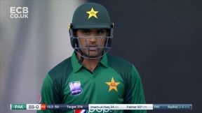 Fakhar Moves to 50