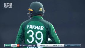 Fakhar Zaman Hits Impressive Century