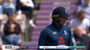 Jason Roy Reaches A Half Century