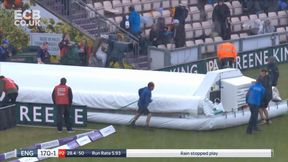 Rain Delays Play and England's Momentum