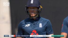 England Reach 250 with Morgan 4