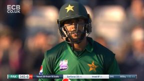 Short Ball Takes Wasim for 8 - c Buttler b Willey