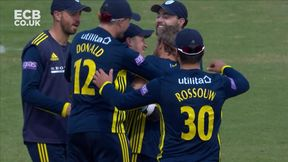 Highlights | Hampshire v Lancashire - Royal London One Day Cup Semi Final