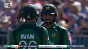 Enormous Asif 6 Piles Pressure on England