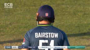 Ball Lost from Huge Bairstow 6