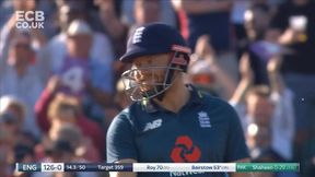 Bairstow Gets to 50 with 4