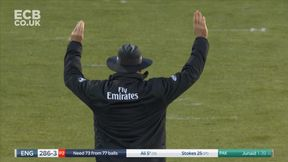 Moeen Ali Heaves 6 Over the Rope