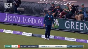 Extraordinary Fielding from Jason Roy
