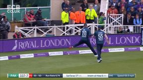Roy Misfield Gives Pakistan 4 to End Innings 340-7
