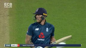 England Win by 3 Wickets