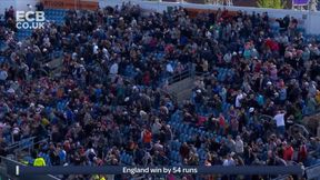 England Win! Hasnain Stumped by Buttler