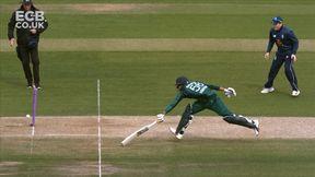 Fabulous Rashid Runs Out Babar Azam!