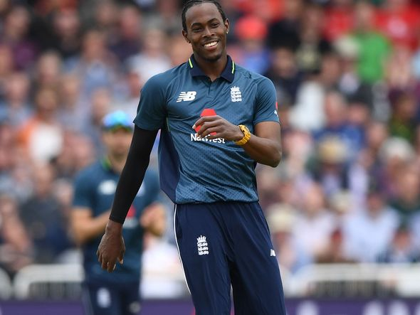 About Jofra Archer
