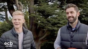 When Liam Plunkett and Sam Billings met the stars of the NFL