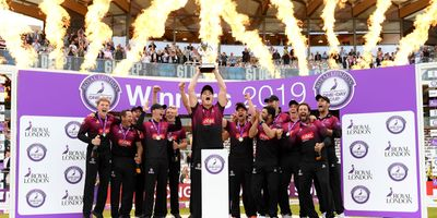 Somerset lift the 2019 Royal London One-Day Cup
