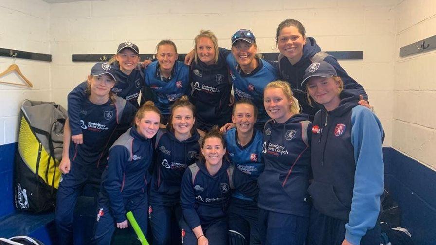 Kent win Royal London Women's One-Day Championship