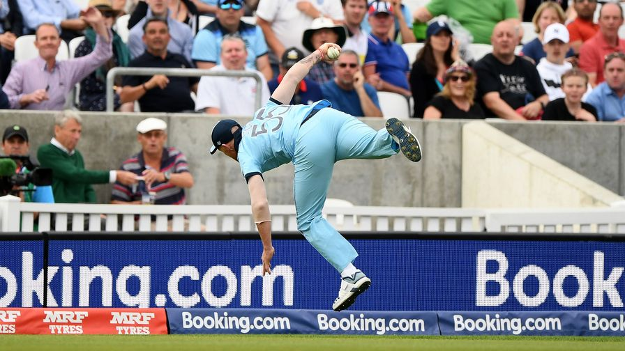Was this Ben Stokes' greatest ever catch?