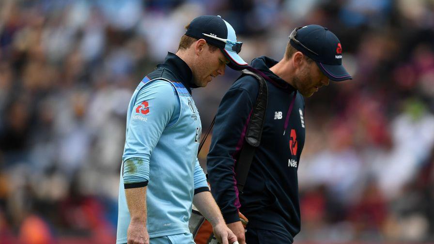 Injury updates: Eoin Morgan & Jason Roy