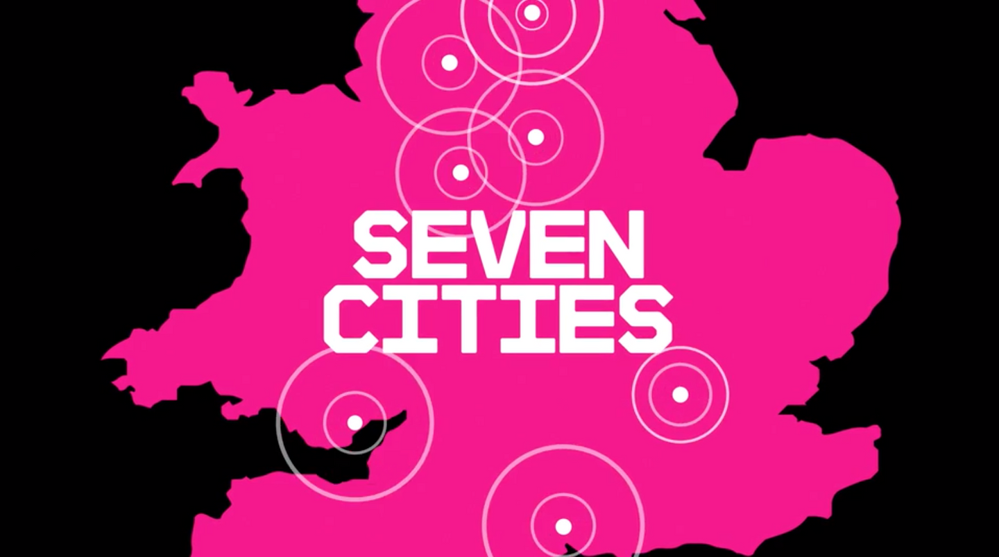 Seven cities across the country