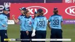 Alyssa Healy picks out Fran Wilson to depart for 66