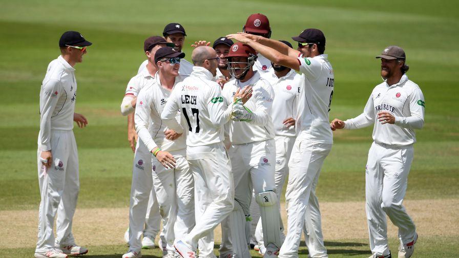 Best bits - Essex keep pressure on Somerset as both win big