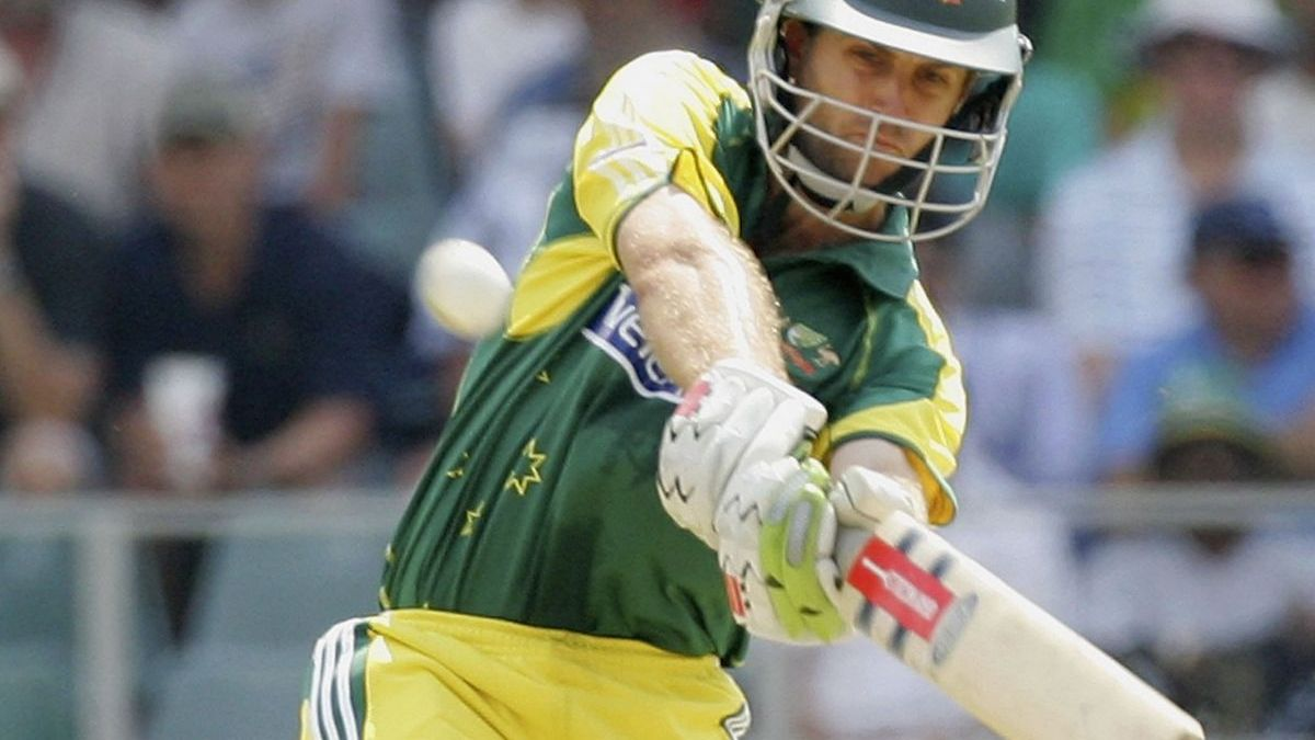 Simon Katich scored over 5000 runs playing for Australia in Test, ODI and T20 cricket