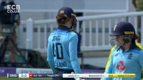 Amy Jones c(sub) b Ellyse Perry