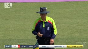 Tammy Beaumont lbw b Ellyse Perry