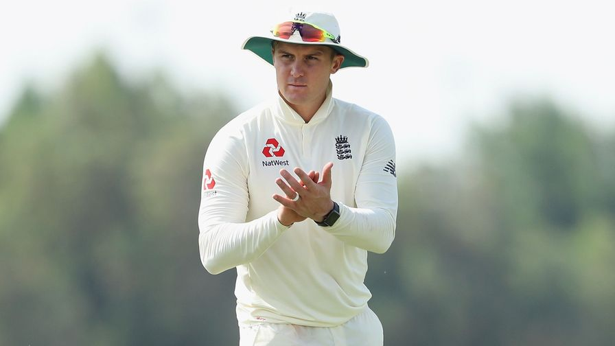 England squad announced for inaugural Ireland Test match