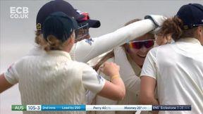 Beth Mooney c Tammy Beaumont b Sophie Ecclestone