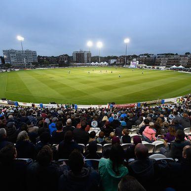 Durham Cricket v Notts Outlaws, Vitality Blast 2019 | England and