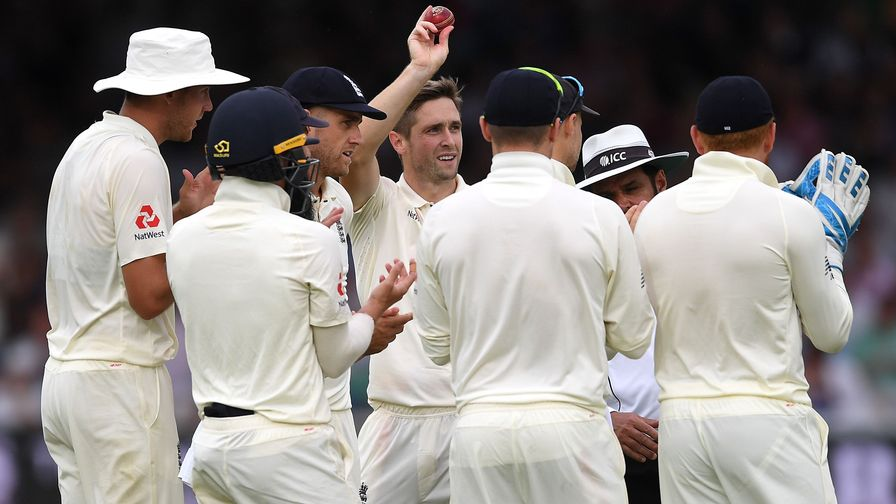 Chris Woakes simply loves playing at Lord's!