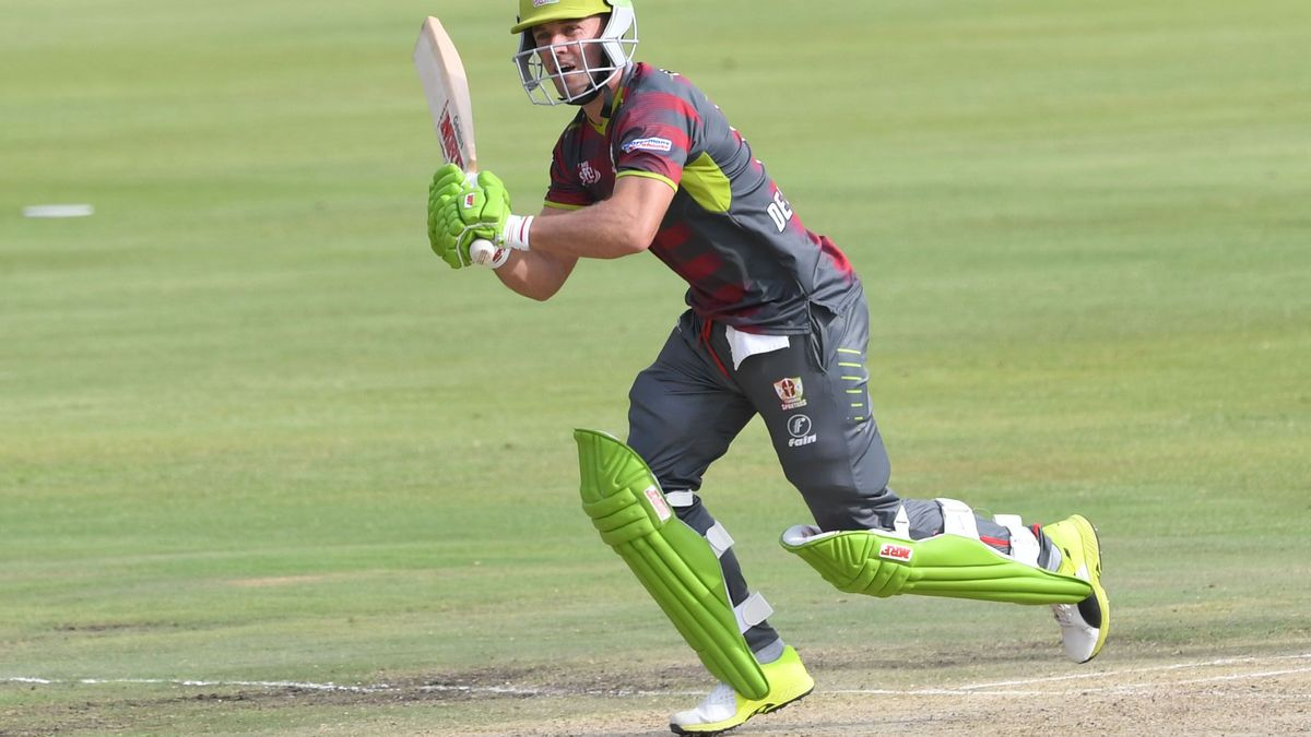 Will AB de Villiers be coming to Lord's for The Hundred?