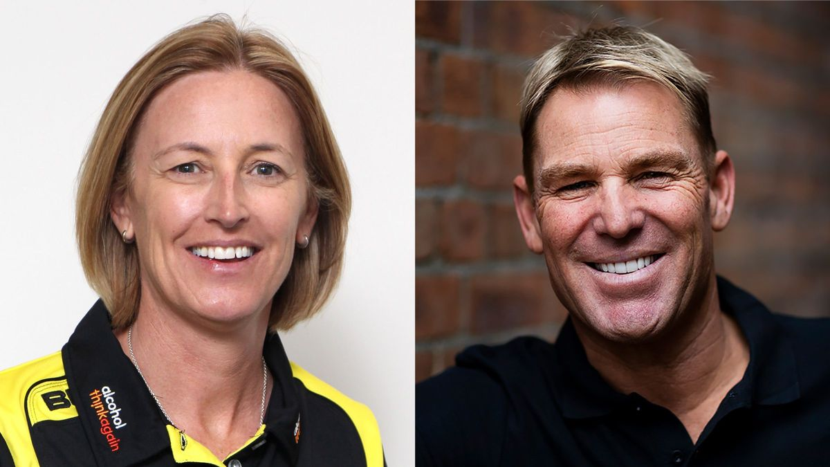 Lisa Keightley and Shane Warne are joining The Hundred and coming to London