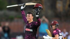 Highlights | Banton hundred blasts Somerset to victory against Kent