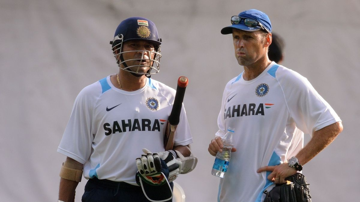 Gary Kirsten coached India and his native South Africa leading both teams to the top of the world rankings.