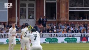 Burns has to go as Siddle strikes twice in quick succession