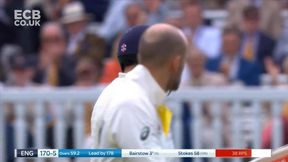 Bairstow goes on the attack with a maximum