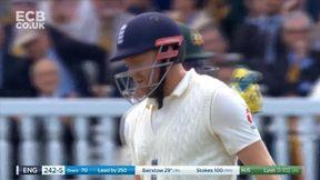 Jonny Bairstow hits a maximum as England accelerate towards a declaration