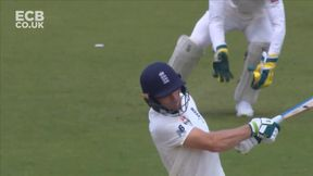 Buttler is caught in the deep after lunch