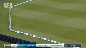 Labuschagne hits back by punching one down the ground