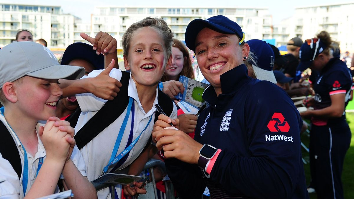 Danielle Hazell won the Ashes three times. She was part of the successful 2017 ICC Women's World Cup-winning squad.